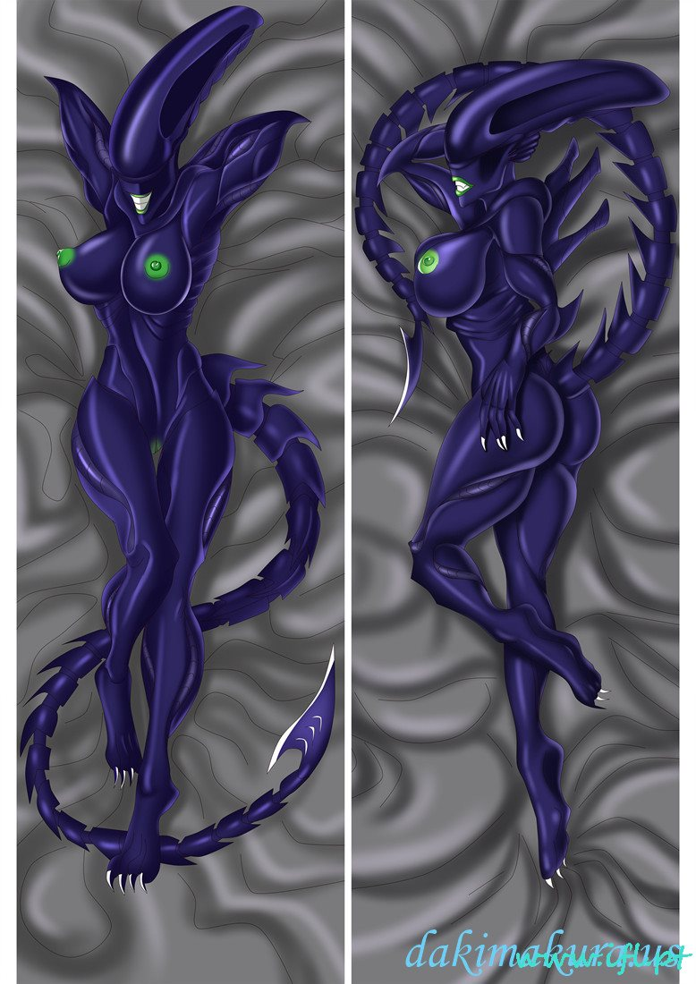 Cheap Alien Dakimakura Girlfriend Body Pillow Cover From China Factory